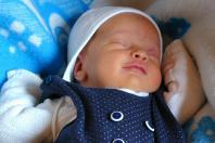 Die Hebamme hat manchen Tipp, wenn das Baby nicht schlafen will